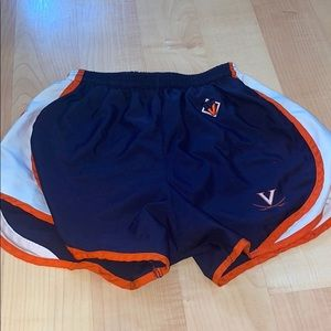 UVA athletic shorts